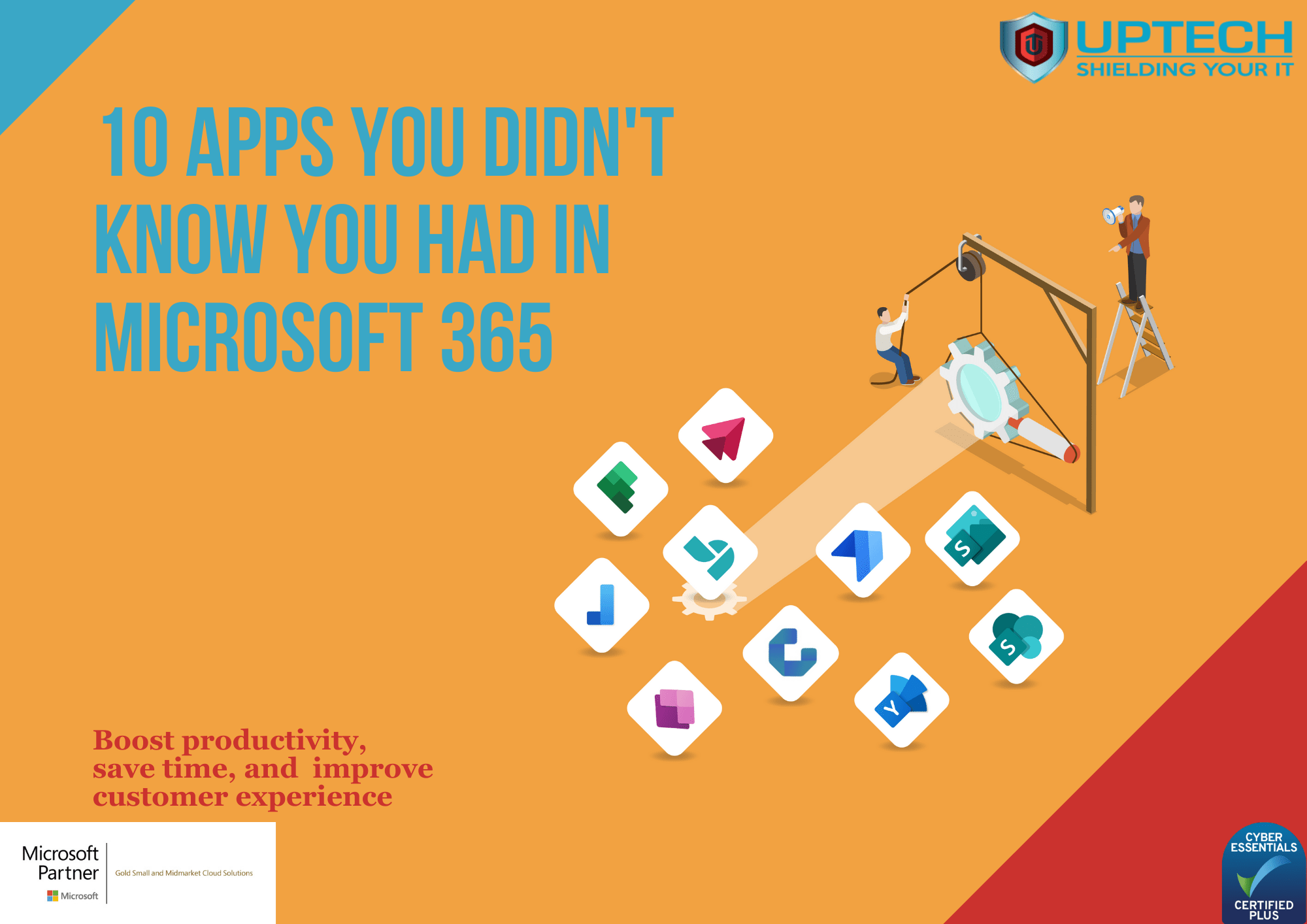 Microsoft Apps, IT Support Outsourced