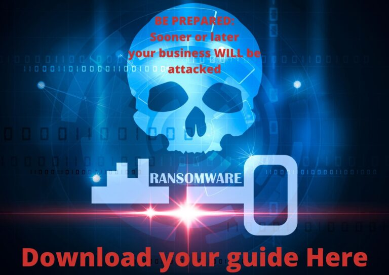 Managed IT Services, Security, Ransomware. IT Support